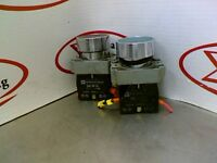 Telemecanique ZB2-BE101 Push Button 10A, 380V *Lot of 2*
