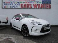 Citroen DS3 1.6e-HDi ( 90bhp ) Airdream DStyle Plus Diesel, Great MPG
