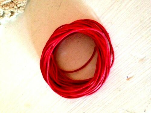 Strong spinning wheel drive band!!!  Red
