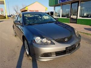 2006 Acura RSX Premium w/LEATHER/SUNROOF/LOADED/CLEAN TITLE