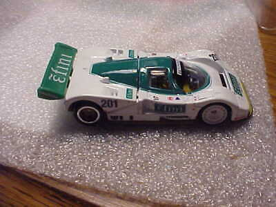 Hot Wheels Team Transport Custom Mazda 787B with Real Riders