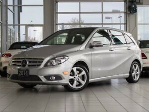 2014 Mercedes-Benz B-Class Sports Tourer B250