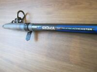 shakespeare beach caster rod - never used!