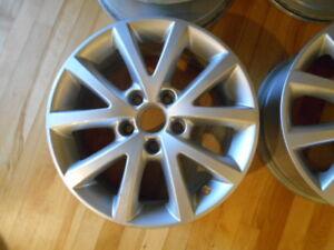 VW Audi 16 inch Alloy rims
