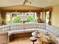 newly refurbished static caravan for sale. 2017 site fees included. sited on Norfolk Coast. Nr Beach