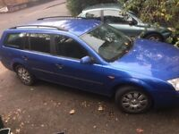 Ford Mondeo LX Estate 2001