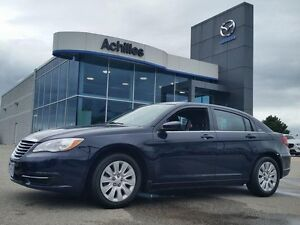 2014 Chrysler 200 LX, Auto, Nice Car!