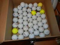 Golf Balls PROV1 etc.