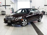 2010 Mercedes-Benz E-Class E350 4MATIC w/ Upgraded leather