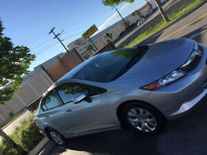 2013 Honda Civic LX Sedan **SAFETIED**