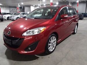 2017 Mazda Mazda5 Mazda5 GT Leather, Roof