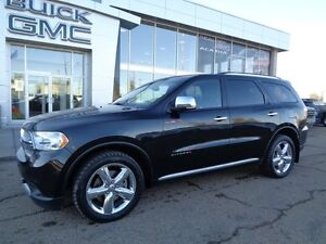 2012 Dodge Durango Citadel - AWD! Leather, Sunroof, Nav