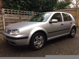 Volkswagen GOLF 1.9 TDI Only one prev owner
