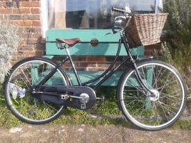 Women's Pashley Princess classic bike
