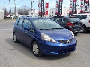 2009 Honda Fit LX, AC, CD aux, 1 an de garantie