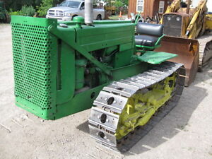 JOHN DEERE CRALWERS FOR SALE  & USED PARTS