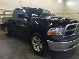 2012 Ram 1500 V8 Flex Fuel~ Only 52K kms Like New! Lo Payments!