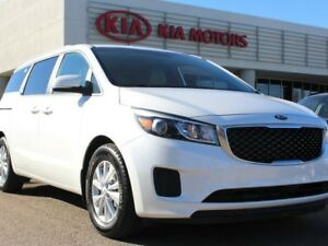 2018 Kia Sedona LX+, HEATED SEATS, BACKUP CAM, POWER SEATS, USB