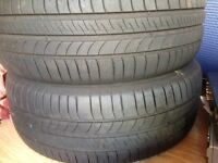 Good quality Michelin Tyres 205/55R16