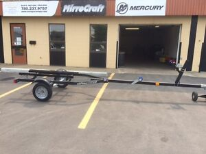 10FT TO 16FT BOAT TRAILERS WITH TORSION AXLES