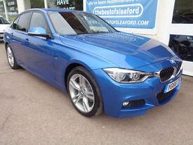 BMW 320 2.0TD ( 190bhp ) BluePerformance s/s Auto 2016 d M Sport 550 miles PX