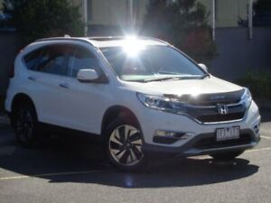 2015 Honda CR-V RM Series II MY16 VTi-L 4WD White 5 Speed Sports Automatic Wagon Narre Warren Casey Area Preview