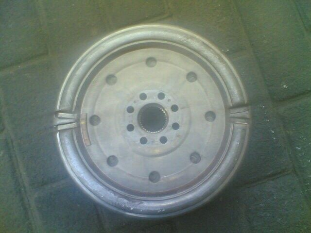 vw golf 6 gti dsg flywheel