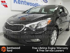 2016 Kia Forte LX FWD with heated seats and affordability for da