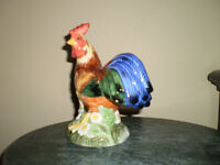 China Rooster gorgeous bright colors