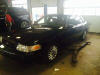 2010 Ford CrownVictoria Sedan X-Police Certified $4995+Taxes