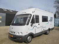 1998 A CLASS HYMER B544 QUALITY BUILD, FIVE BERTH MOTORHOME FOR SALE