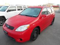 2007 Toyota Matrix XR Automatic Low KMsCertified $5,416.21+Taxes