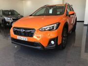 2018 Subaru XV G5X MY18 2.0i-S Lineartronic AWD Orange 7 Speed Constant Variable Wagon Muswellbrook Muswellbrook Area Preview