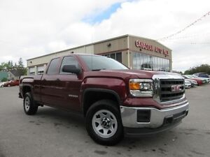2015 GMC Sierra 1500 CREWCAB 4X4, ONLY 16K!