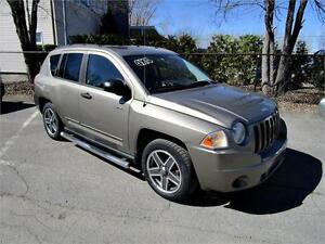 2008 Jeep Compass Sport 4x4, démarreur, TOIT, 120$/2SEM.