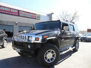 2005 HUMMER H2  **SUNROOF+LEATHER**