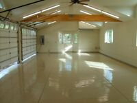 do you want to do something with your garage floor?