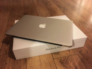 Fully Loaded Spec 512GB 16GB 2.9Ghz Macbook Pro Retina BOXED