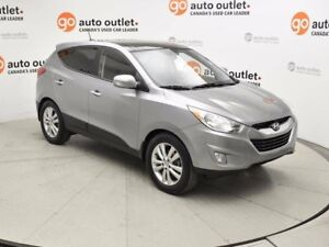2011 Hyundai Tucson Limited 4dr All-wheel Drive
