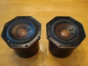 PHILIPS AD 5060/Sq8 Mid Range Speakers