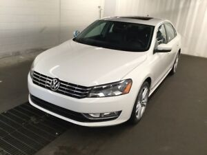 2013 Volkswagen Passat 2.5L SEL HIGHLINE NAVIGATION LEATHER