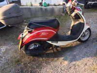 Sym Mi 100 Scooter