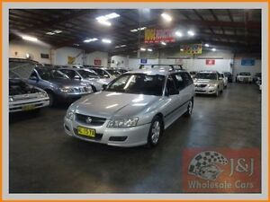 2004 Holden Commodore VZ Executive Silver 4 Speed Automatic Wagon Warwick Farm Liverpool Area Preview