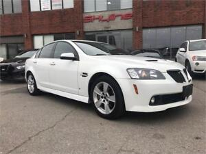 2009 PONTIAC G8 GT 6.0L V8!! 355 HP MONSTER!FINANCING AVAILABLE!