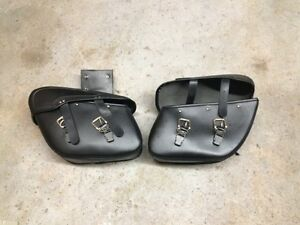 Cruiser Saddlebags