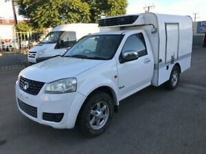 2011 Great Wall V240 Refrigerated White Manual Woodville Charles Sturt Area Preview
