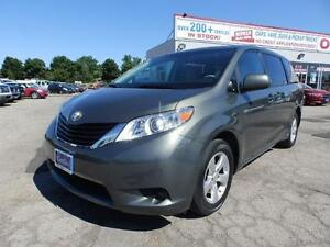 2012 TOYOTA SIENNA  LE NAVIGATION BLUETOOTH CERTIFIED E-TEST