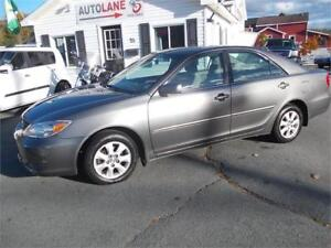 2004 Toyota Camry V6 Sedan Runs Excellent New MVI