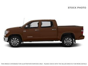 "2014 Toyota Tundra 4WD Crewmax 146"" 5.7L Platinum Edmonton Edmonton Area image 3"
