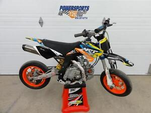 PIT BIKE YCF FACTORY SP2 150 2013 COMME NEUF $1595